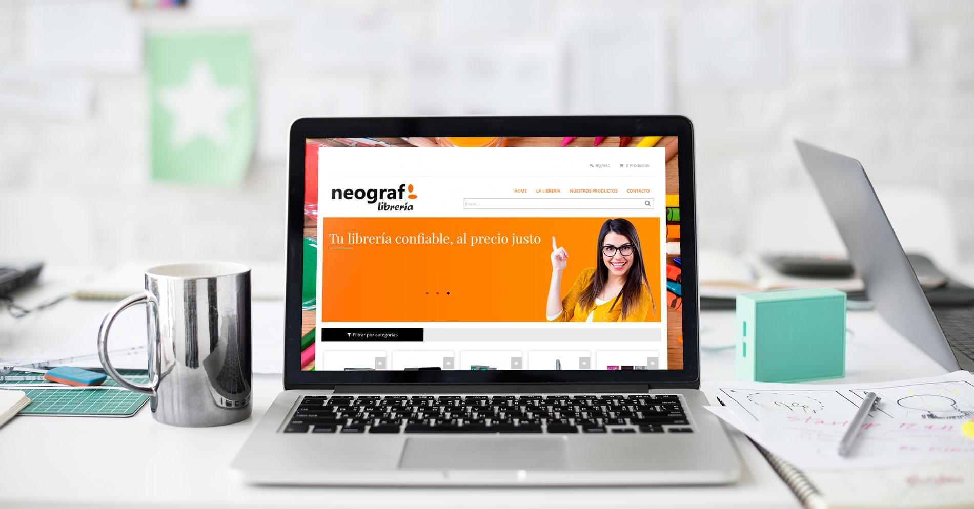 Librería Neograf